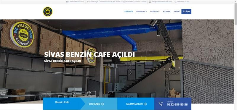 Sivas Benzin Cafe